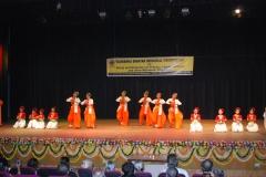 Dance performed by Anupama Saha during KBMmeorial Fndn inauguration program on 28.7.13