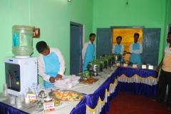 Food Corner during KB Memorial Foundation programme