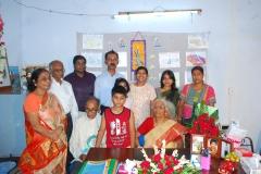 Kanishka's Grandparents-uncle & aunts